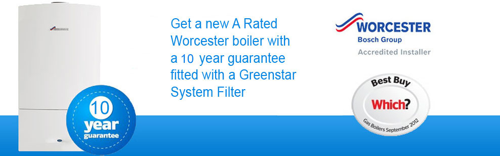 Gas boiler service in leicester and leicestershire